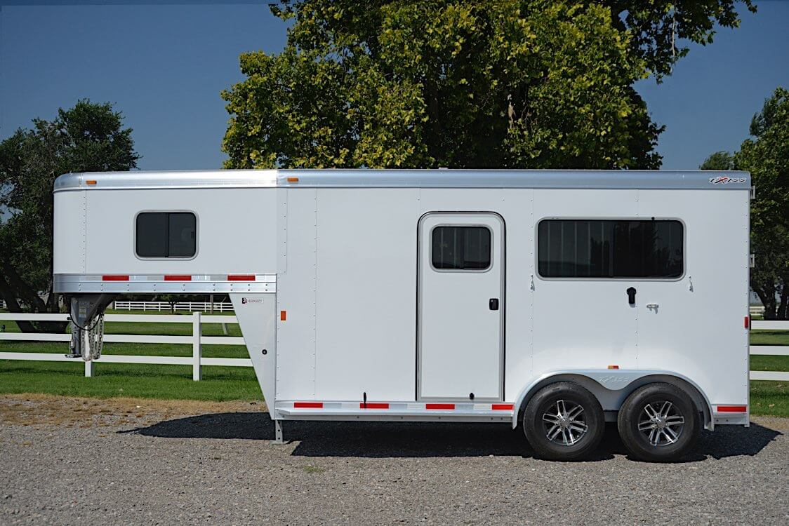 Gooseneck Horse Trailers
