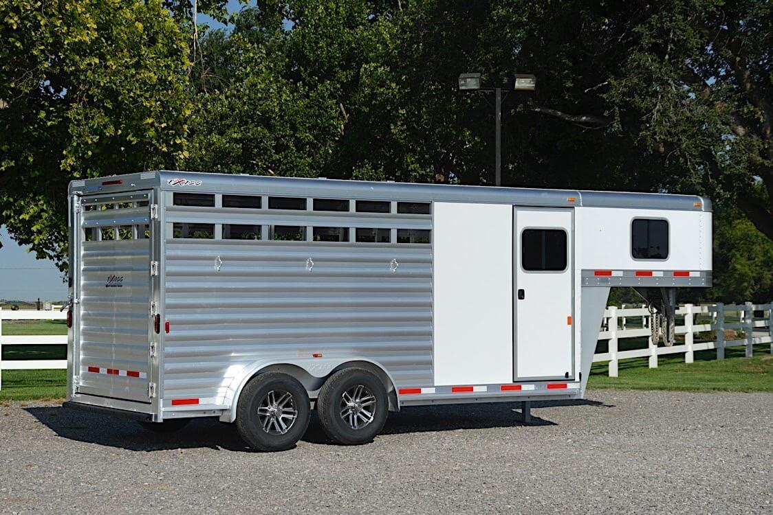 Gooseneck Horse Trailers Express Cx Edition Horse Trailer