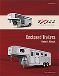 Exiss enclosed manual cover