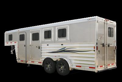 Gooseneck Horse Trailers 7200 7300 7400 7600 Horse Trailers