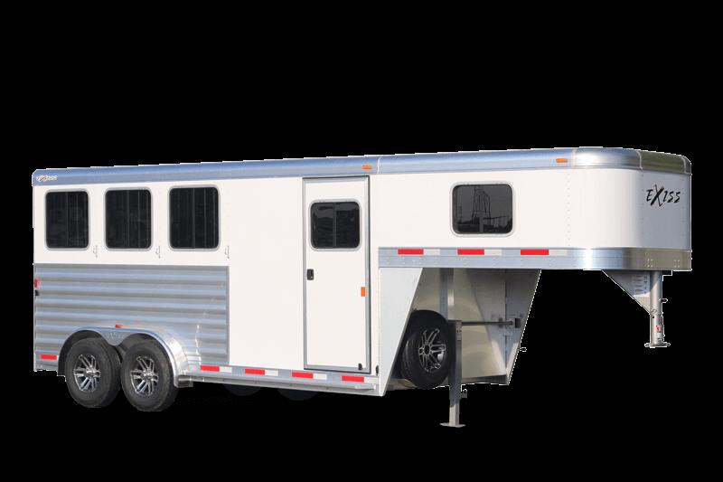 Gooseneck Horse Trailers Express Xt Edition Horse Trailer