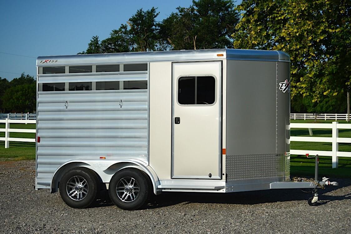 Bumper Pull Horse Trailers Express Cxf Edition Horse Trailer